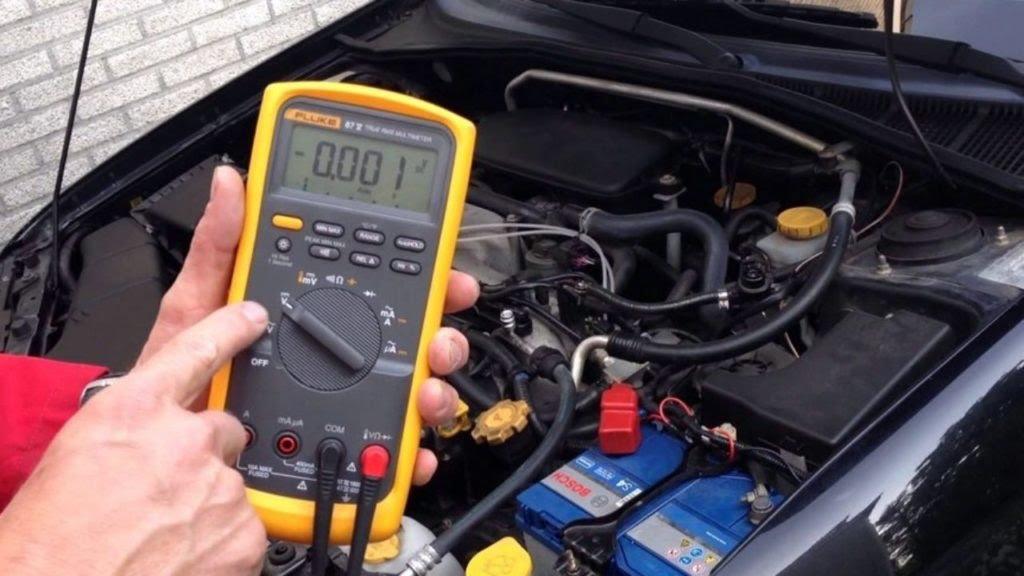 برق دزدی ماشین
